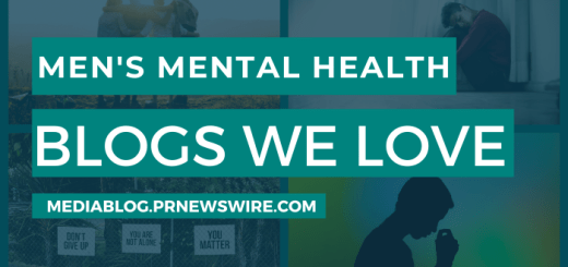 Men's Mental Health Blogs We Love - mediablog.prnewswire.com