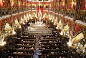 Vigília Pascal - Arautos do Evangelho - Basílica N. Sra. do Rosário de Fátima (18)