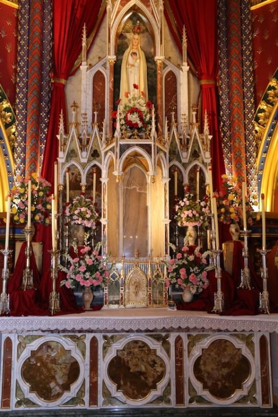 Vigília Pascal - Arautos do Evangelho - Basílica N. Sra. do Rosário de Fátima (32)