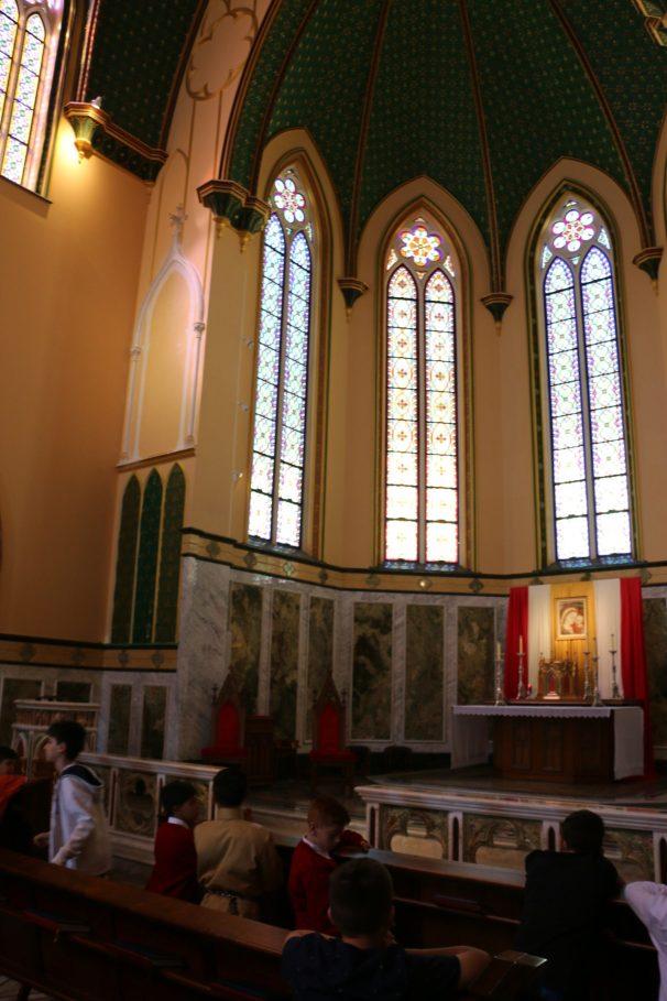Capela de Nossa Senhora do Bom Conselho em Lumen Prophetae