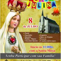 Convite - Festa Julina