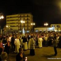 55-51-Fiaccolata con la Madonna di Fatima per le vie di Quartu Sant Elena a Cagliari, Araldi del Vangelo