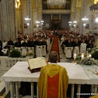 74-72-Solenne Messa di chiusura della missione realizzata dagli Araldi del Vangelo a Quartu Sant Elena (Cagliari)-002