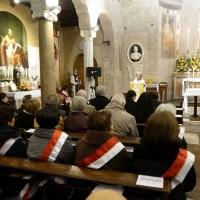 Messa Solenne di Ringraziamento per il 13° anniversario del Riconoscimento  Pontificio degli Araldi del Vangelo.