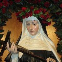 Santa Rita da Cascia Vedova e religiosa