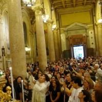 Madonna di Fatima al Santuario Santo Antonio, Araldi del Vangelo-003