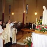 Messa di azione di grazia per il centenario delle apparizioni della Madonna a Fatima a Oriago (VE)-004