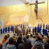 Incontro Internazionale dell'Apostolato dell'Icona degli Araldi del Vangelo - Fatima - Portogallo.CR2-003
