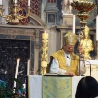 Celebrazione della Madonna del Carmine a Venezia.-003