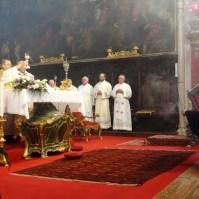 Celebrazione della Madonna del Carmine a Venezia.-006