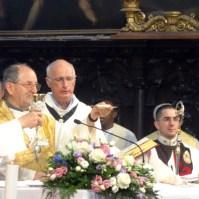 Celebrazione della Madonna del Carmine a Venezia.-008