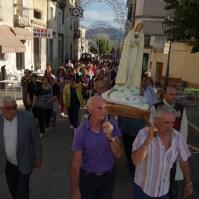 Madonna di Fatima, Pellegrina, Araldi del Vangelo, Parrocchia Santa Maria Assunta, Montemurro (PZ)-002