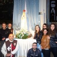 Madonna di Fatima, Pellegrina, Araldi del Vangelo, Parrocchia Santa Maria Assunta, Montemurro (PZ)-021