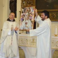 Madonna di Fatima, Pellegrina, Araldi del Vangelo, Parrocchia Santa Maria Assunta, Montemurro (PZ)-027