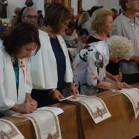 Taranto, consacrazione alla Madonna, Araldi del Vangelo-028