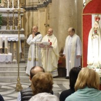 Chiusura del centenario delle apparizioni di Fatima a Messina-012