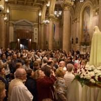 Chiusura del centenario delle apparizioni di Fatima a Messina-027