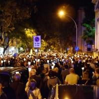 Chiusura del centenario delle apparizioni di Fatima a Messina-028