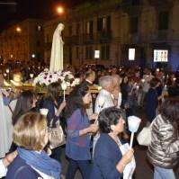 Chiusura del centenario delle apparizioni di Fatima a Messina-033
