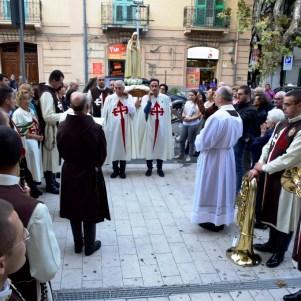 Chiusura del centenario delle apparizioni di Fatima a Messina