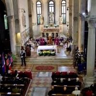 Commemorazione dei Fedeli Defunti a Venezia con il Patriarca Francesco Moraglia, Araldi del Vangelo-014