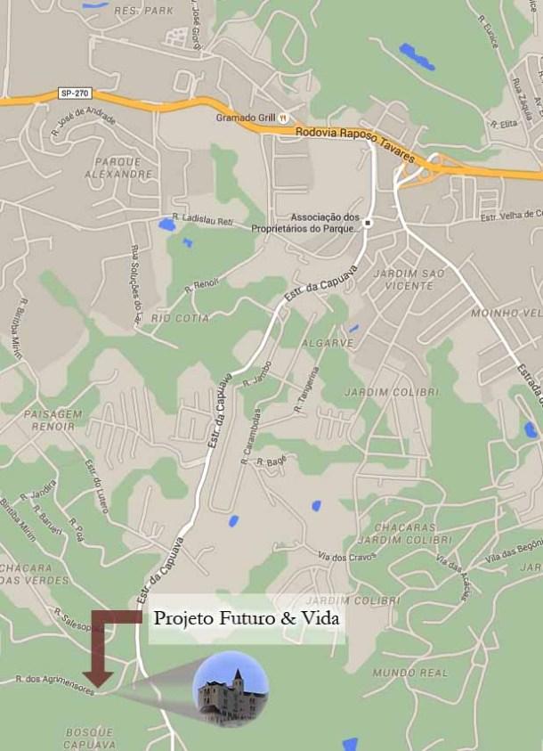 Mapa PV