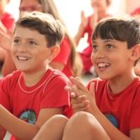 Criança durante apresentação 5