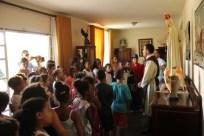 Visita para assistir o Presépio 2