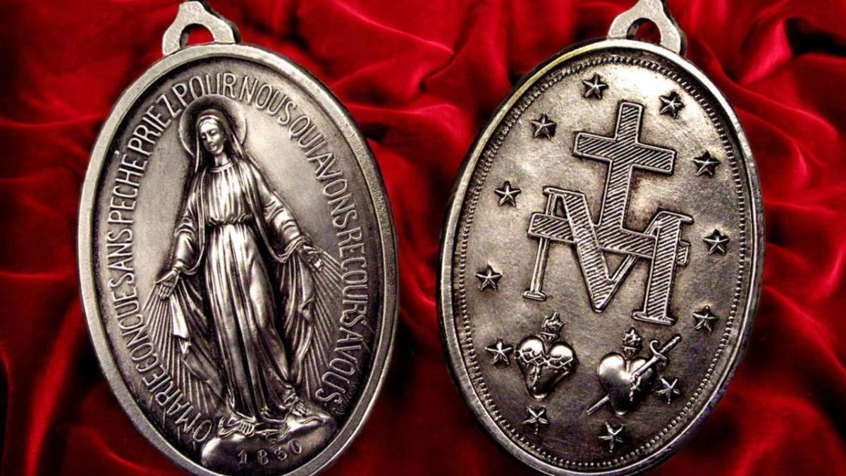 Resultado de imagem para medalha milagrosa