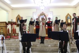 Cantata Igreja São Geraldo13
