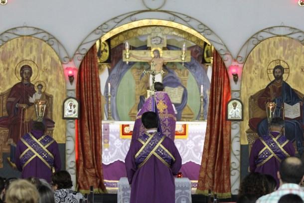 Cantata Igreja São Jorge Melquita2