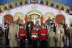 Cantata Igreja São Jorge Melquita43