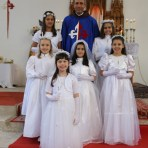 Batismo e Primeira Comunhão moças58