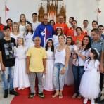 Batismo e Primeira Comunhão moças62