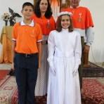 Batismo e Primeira Comunhão moças79