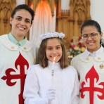 Batismo e Primeira Comunhão moças90