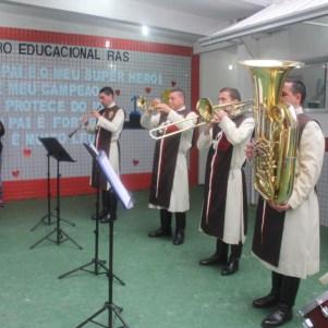Músicas clássicas tocam o coração dos estudantes