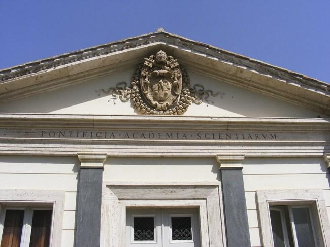 Pontifical_Academy_of_Sciences,_Vatican_-_entrance