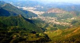 Nova Friburgo vista do Caledonia