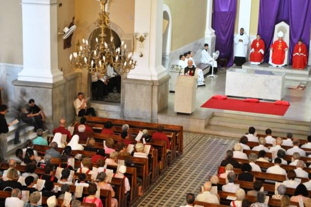 Sexta Feira Santa na Catedral (2)
