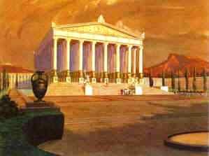 As Maravilhas do Mundo Antigo – Templo de Ártemis
