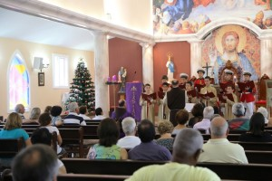Cantata na Paróquia Santa Edwiges (4)
