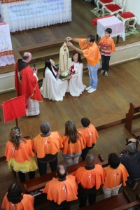 Consagração a Nossa Senhora em Duas Barras (3)