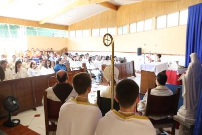 Missa no Colégio