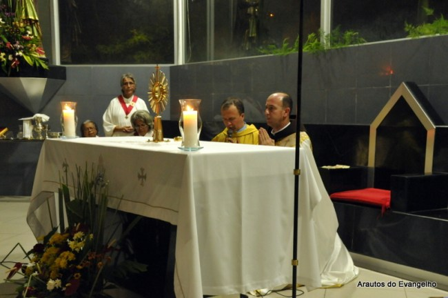 Semana Eucarística na Paróquia do Morro da Conceição