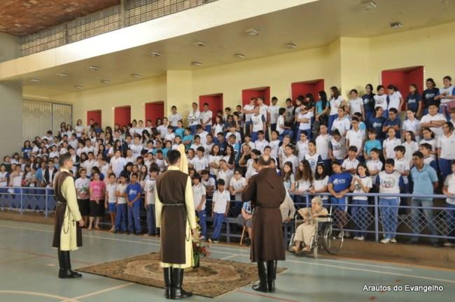 Projeto Futuro & Vida no Colégio Imaculada Conceição