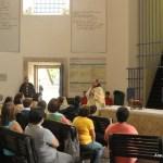 Pe. Luiz Francisco celebra Missa na Casa da Cultura de Pernambuco