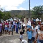 Visita ao povoado Gambá, em Vertente do Lério, durante Missão dos Arautos do Evangelho