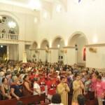 Missa de encerramento da Missão Popular Mariana em Amaraji - PE
