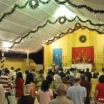 Cântico das Kalendas durante a Missa do Galo